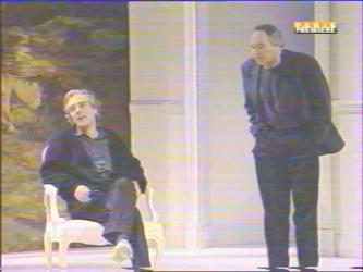 Marc:''Je te demande ce que toi Yvan, tu donnerais pour un tableau blanc. ''  Yvan:''Zéro centime!''
