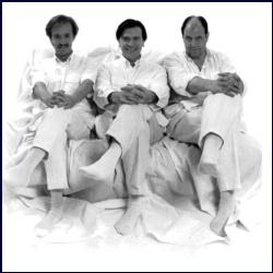 Les acteurs espagnols, Carlos Hipólito, Josep Maria Flotats et Josep Maria Pou