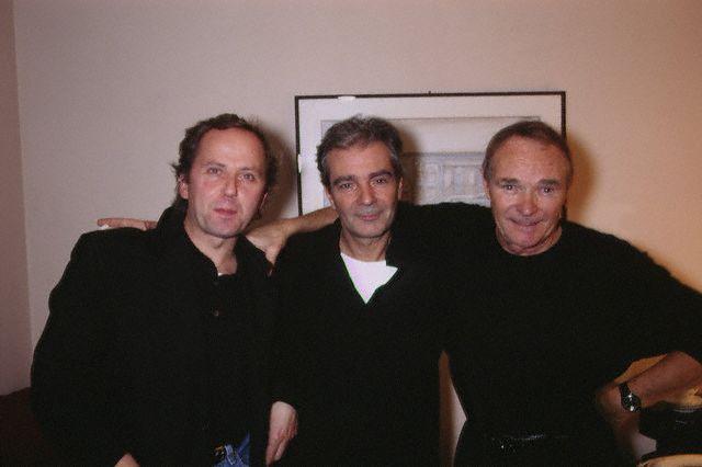 Luchini, Arditi et Vaneck